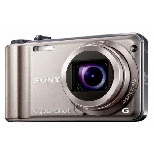 Фото Цифровые фотоаппараты Sony Cyber-shot DSC-HX5V Gold