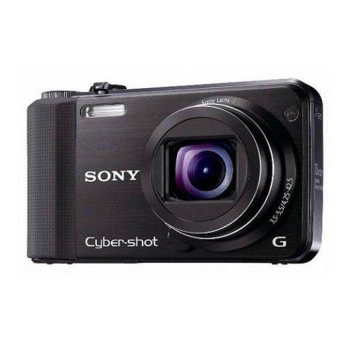Фото Цифровые фотоаппараты Sony Cyber-shot DSC-HX7V Black