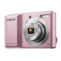 Фото Цифровые фотоаппараты Sony Cyber-shot DSC-S2000 Pink