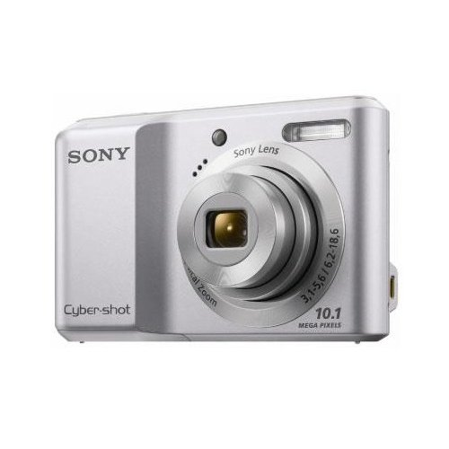 Фото Цифровые фотоаппараты Sony Cyber-shot DSC-S2000 Silver