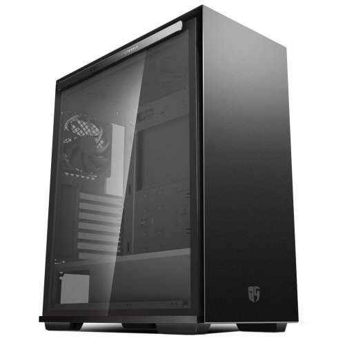 Фото Корпус Deepcool Gamer Storm MACUBE 310P Tempered Glass без БП Black