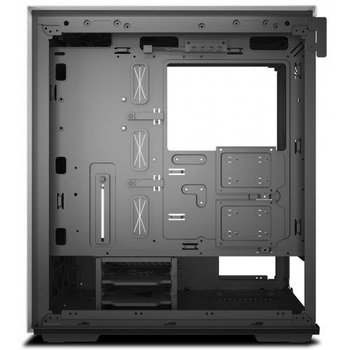 Фото Deepcool Gamer Storm MACUBE 310P Tempered Glass без БП White
