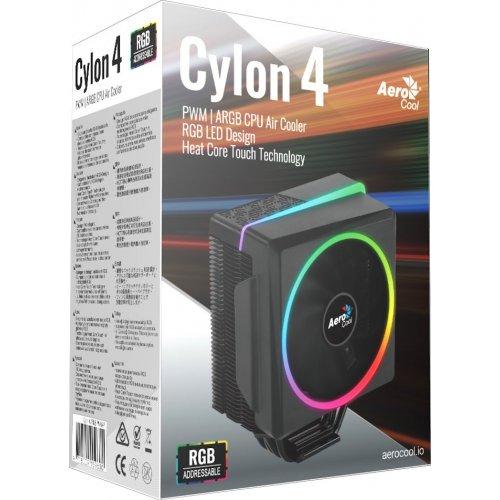 Фото Aerocool Cylon 4 RGB