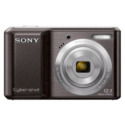 Фото Цифровые фотоаппараты Sony Cyber-shot DSC-S2100 Black