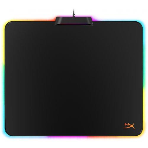 Фото HyperX FURY M RGB Gaming Mouse Pad (HX-MPFU-M) Black