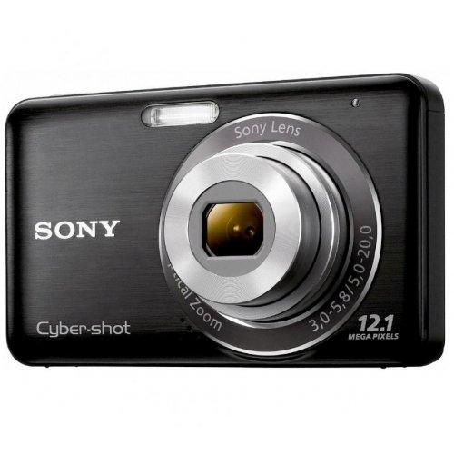 Фото Цифровые фотоаппараты Sony Cyber-shot DSC-W310 Black