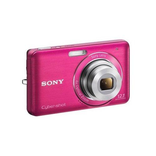 Фото Цифровые фотоаппараты Sony Cyber-shot DSC-W310 Pink