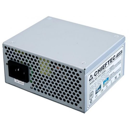 Фото Блок питания CHIEFTEC Smart 350W (SFX-350BS)