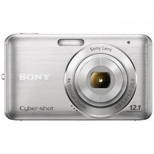 Фото Цифровые фотоаппараты Sony Cyber-shot DSC-W310 Silver