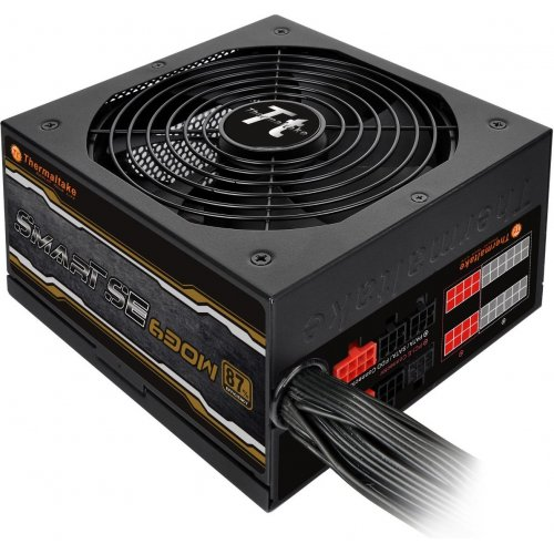 Фото Блок питания Thermaltake Smart SE 630W (SPS-630MPCBEU)
