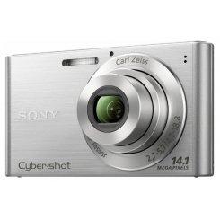 Фото Цифровые фотоаппараты Sony Cyber-shot DSC-W320 Silver