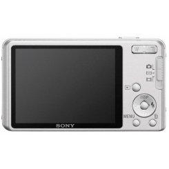 Фото Цифровые фотоаппараты Sony Cyber-shot DSC-W350 White