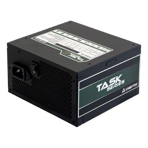 Фото Блок питания CHIEFTEC Task-Series 550W (TPS-550S-Bulk)