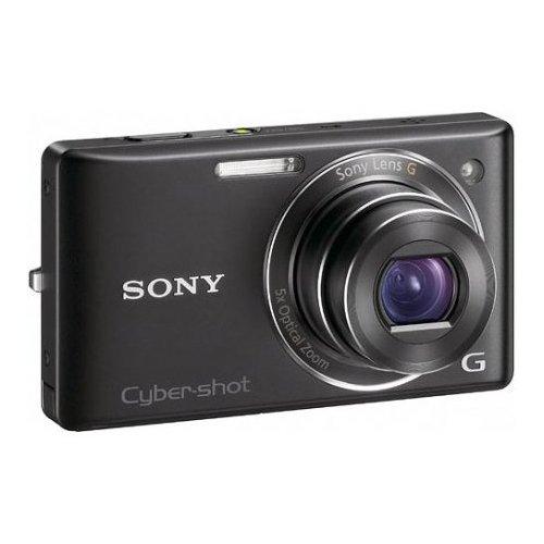 Фото Цифровые фотоаппараты Sony Cyber-shot DSC-W380 Black