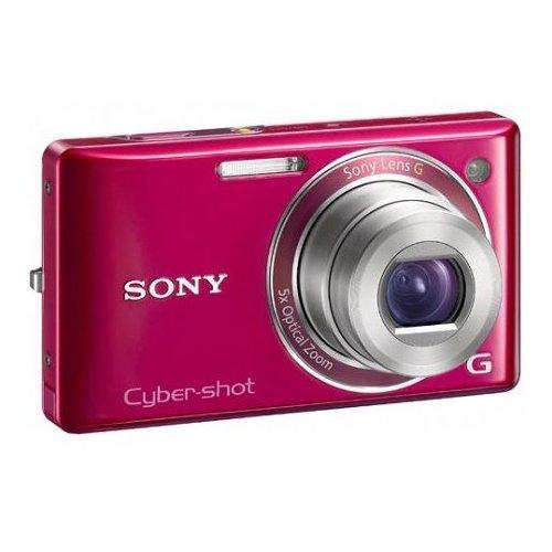 Фото Цифровые фотоаппараты Sony Cyber-shot DSC-W380 Red
