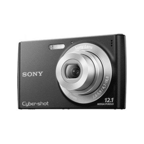 Фото Цифровые фотоаппараты Sony Cyber-shot DSC-W510 Black