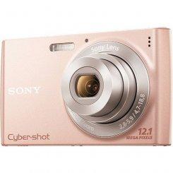 Фото Цифровые фотоаппараты Sony Cyber-shot DSC-W510 Pink