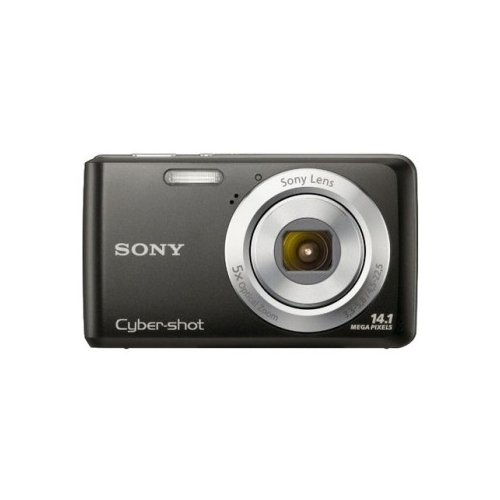 Фото Цифровые фотоаппараты Sony Cyber-shot DSC-W520 Black