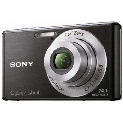 Фото Цифровые фотоаппараты Sony Cyber-shot DSC-W530 Black