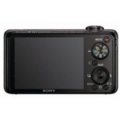 Фото Цифровые фотоаппараты Sony Cyber-shot DSC-WX10 Black