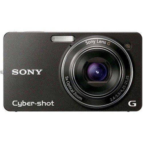 Фото Цифровые фотоаппараты Sony Cyber-shot DSC-WX1 Black
