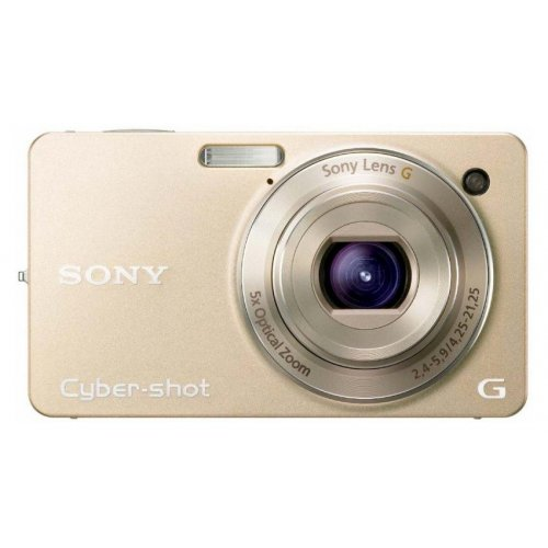 Фото Цифровые фотоаппараты Sony Cyber-shot DSC-WX1 Gold