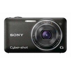 Фото Цифровые фотоаппараты Sony Cyber-shot DSC-WX5 Black