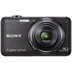 Фото Цифровые фотоаппараты Sony Cyber-shot DSC-WX7 Black