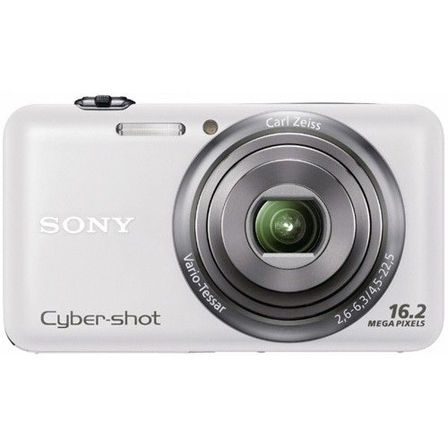 Фото Цифровые фотоаппараты Sony Cyber-shot DSC-WX7 White