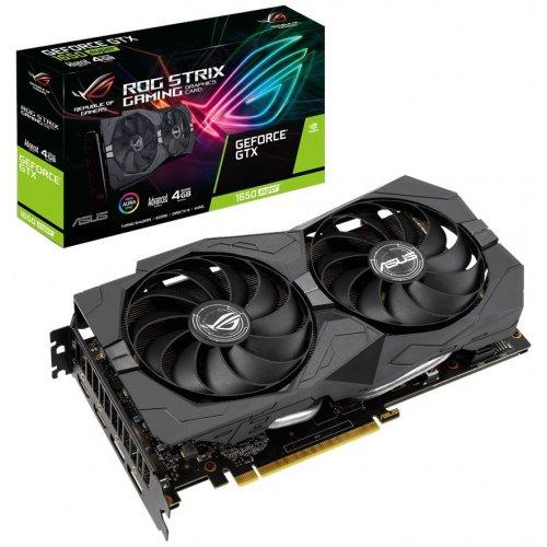 Фото Asus ROG GeForce GTX 1650 SUPER STRIX Advanced edition 4096MB (ROG-STRIX-GTX1650S-A4G-GAMING)