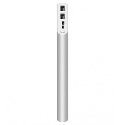 Фото Внешний аккумулятор Xiaomi Mi Power Bank 3 New 10000mAh Fast Charge Silver