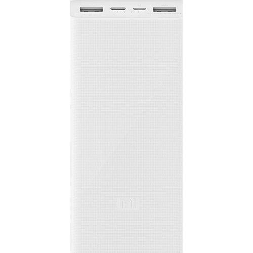 Купить Внешние аккумуляторы, Xiaomi Mi Power Bank 3 20000mAh Fast Charge White