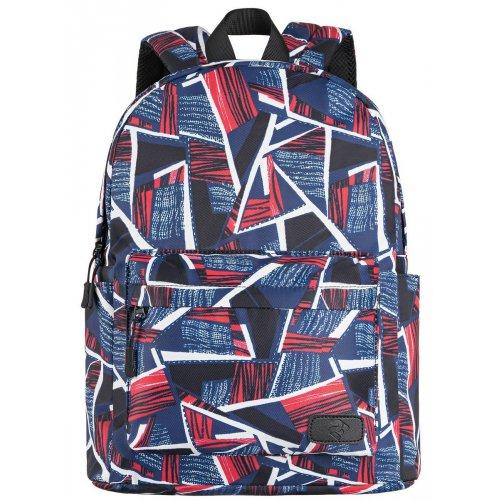 Купить Сумки, 2E 13 TeensPack Absrtraction (2E-BPT6114RB) Red/Blue