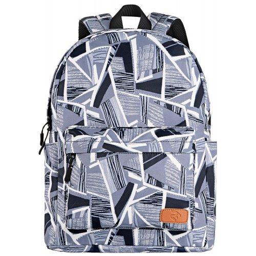 Сумки, 2E 13 TeensPack Absrtraction (2E-BPT6114GA) Grey  - купить со скидкой