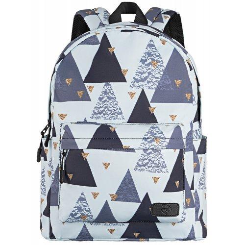 Купить Сумки, 2E 13 TeensPack (2E-BPT6114WT) Triangles White