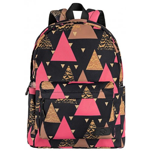 Купить Сумки, 2E 13 TeensPack (2E-BPT6114BK) Triangles Black