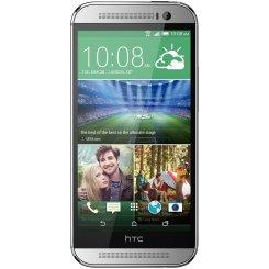 Фото Смартфон HTC One M8 16GB Silver