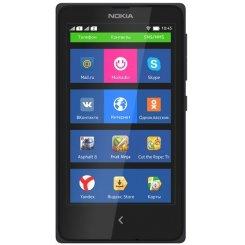 Фото Мобильный телефон Nokia X Dual Sim Black