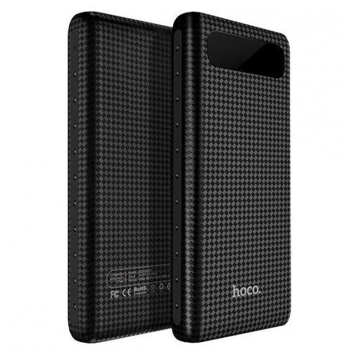 Фото Внешний аккумулятор Hoco B20A-20000 Mige LED Digital display 20000mAh Black
