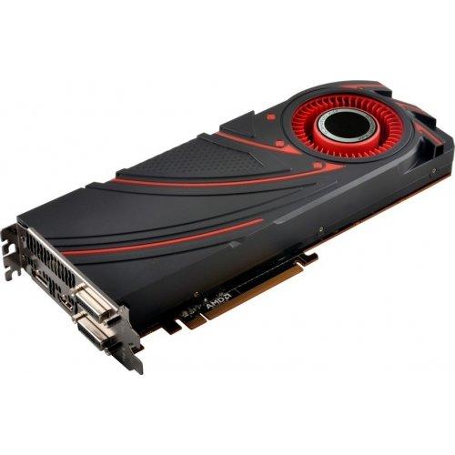 Фото Видеокарта XFX Radeon R9 290X 4096MB (R9-290A-ENFC)