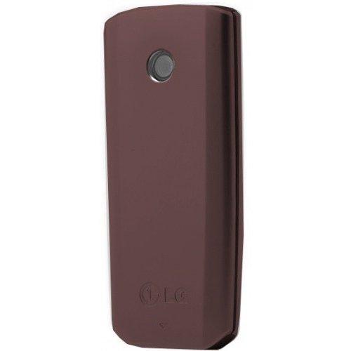 Фото Мобильный телефон LG GS155 Wine Red