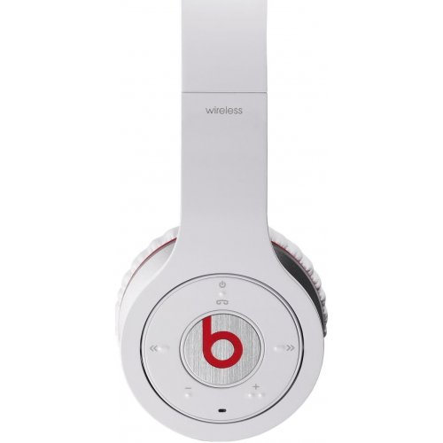 Фото Наушники Beats Wireless (848447000920) White