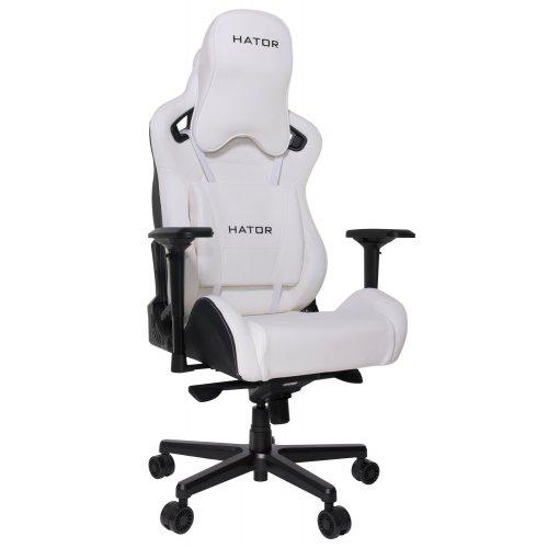 Фото Игровое кресло HATOR Arc (HTC-989) Arctic White
