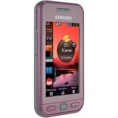 Фото Мобильный телефон Samsung S5230 Star Soft Pink