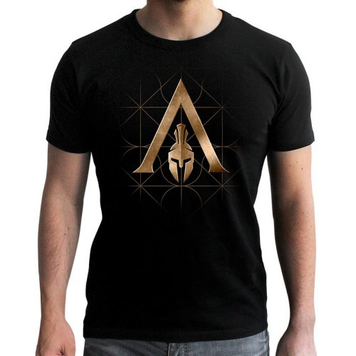 abystyle ABYstyle Assassins Creed L (ABYTEX522L) Black