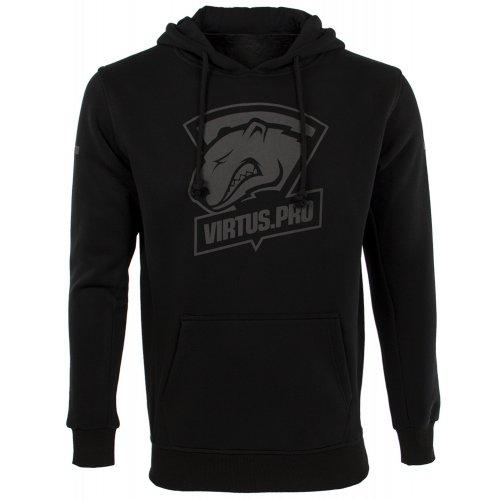 Купить Одежда, Fs holding Vp Player Hoodie Black Logo 2017 S (FVPBKHOOD17BK000S) Black