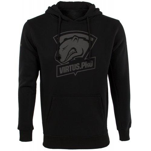 Купить Одежда, Fs holding Vp Player Hoodie Black Logo 2017 L (FVPBKHOOD17BK000L) Black