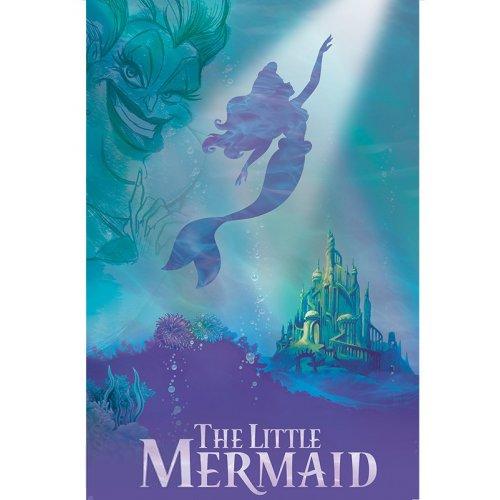 Фото Постер ABYstyle Little Mermaid Ariel & Ursula (ABYDCO530)