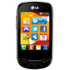 Фото Мобильный телефон LG T500 Black