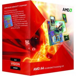 Фото Процессор AMD A4-4020 3.2GHz 1MB sFM2 Box (AD4020OKHLBOX)